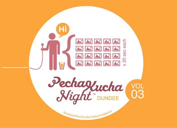 PKNvolthree Pecha Kucha Night Vol 3