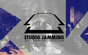 Studio Jamming: Artists' Collaborations in Scotland