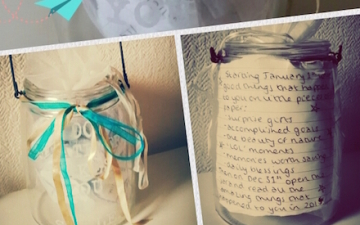 The Gratitude Jar – People Needed